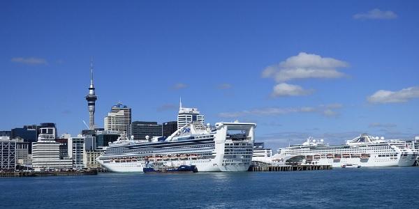 En İyi Gemi Turları - Yeni Zelanda Gemi Turu