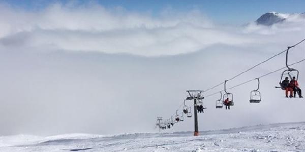 Davraz Kayak Merkezi Liftleri
