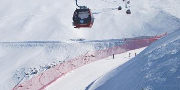 Erciyes Kayak Merkezi Teleferik
