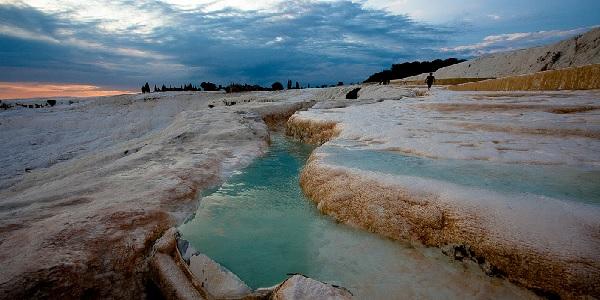 Kışın Yapılabilecek Tatil Aktiviteleri - Pamukkale