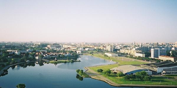Beyaz Rusyada Gezilecek Yerler - Minsk